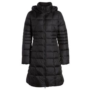 NWT The North Face MetropolisII 550-fill Down Coat